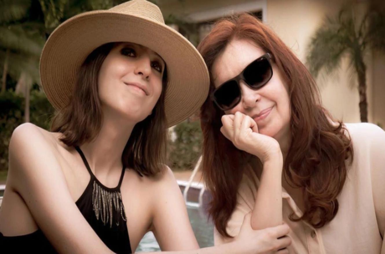 Florencia y Cristina