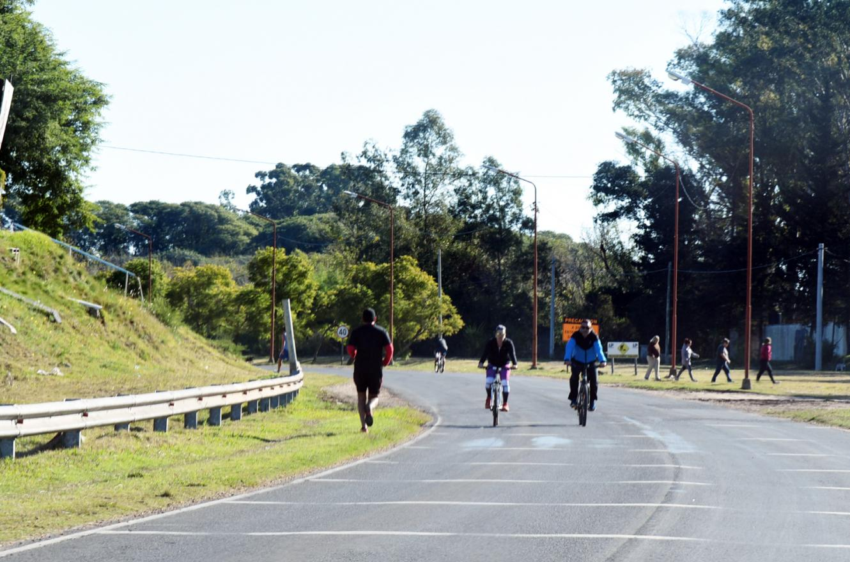 Trotes, running y ciclismo