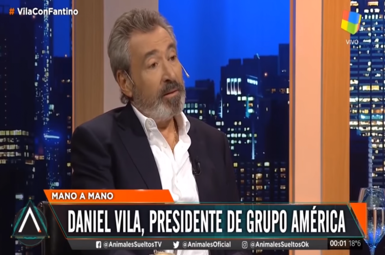 Daniel Vila