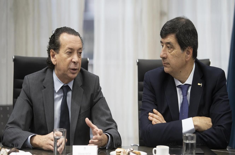 Dante Sica y Díaz Beltrán
