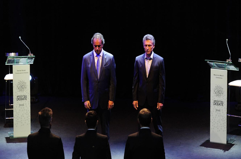 Debate de candidatos