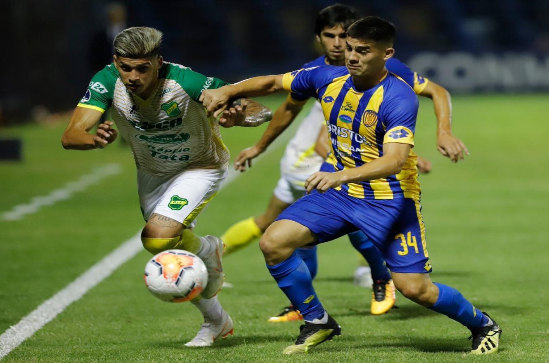 Defensa y Justicia tuvo un estreno triunfal ante Sportivo Luqueño en la Copa Sudamericana