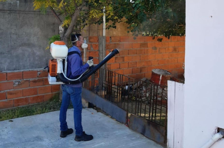 bloque sanitario dengue
