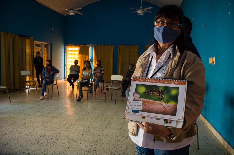 Continúa la campaña de prevención del dengue en Paraná