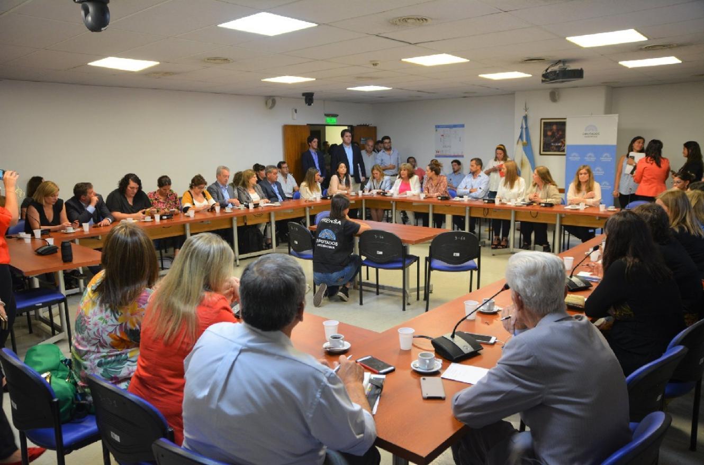 Cinco representantes entrerrianos presidirán comisiones de Diputados