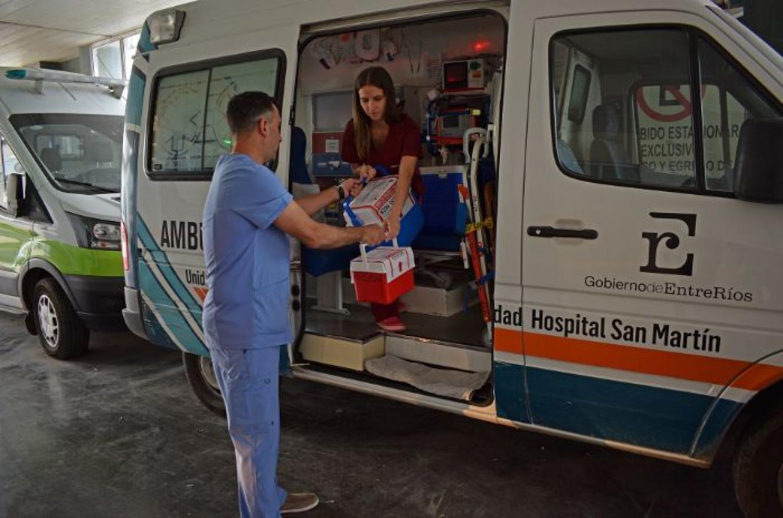 Una donación multiorgánica en Paraná posibilitará cinco trasplantes