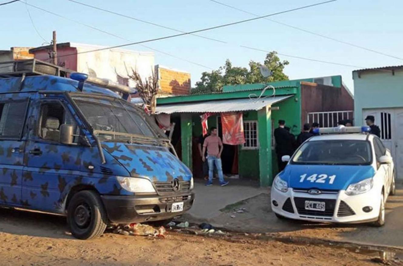 En Concordia se secuestró más de 14 kilos de cocaína. (Foto: Diario El Sol).
