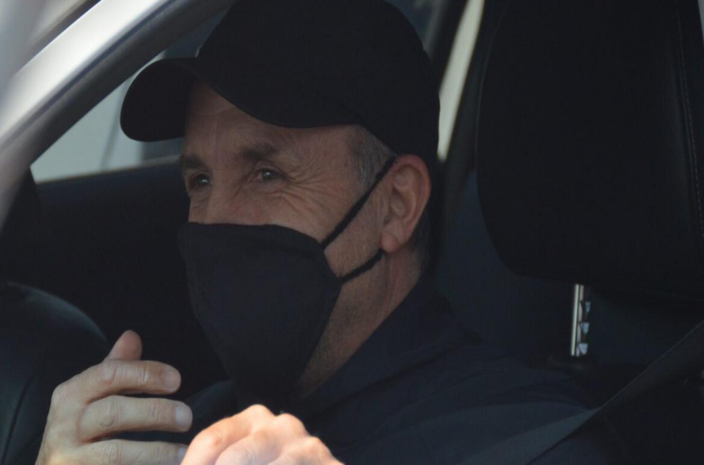 Con 50 hisopados, Patronato se puso en marcha para volver a las prácticas