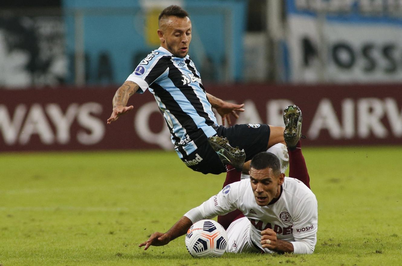 Lanús cayó con Gremio y solo con un milagro podrá avanzar de fase en la Copa Sudamericana