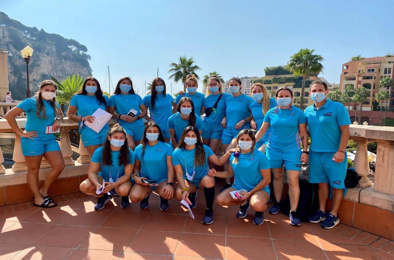 La entrerriana Antonella Reding ya entrena en Mónaco para el Preolímpico