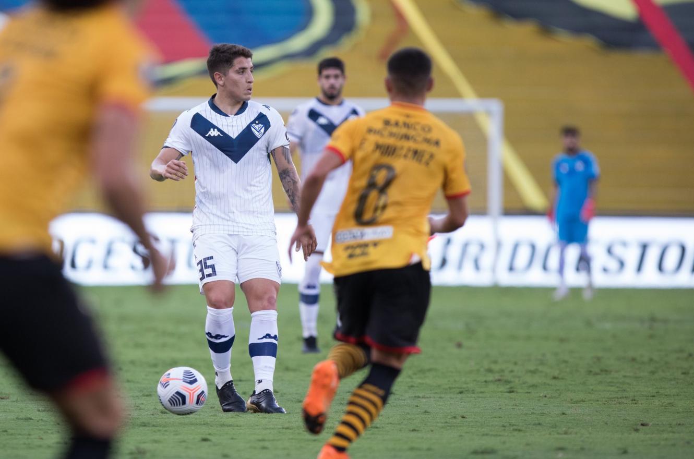 Copa Libertadores: Vélez sufrió en Guayaquil y quedó eliminado ante Barcelona