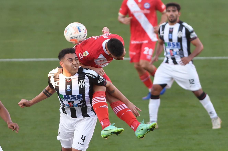 Fútbol: Argentinos Juniors rescató un empate ante Central Córdoba en La Paternal