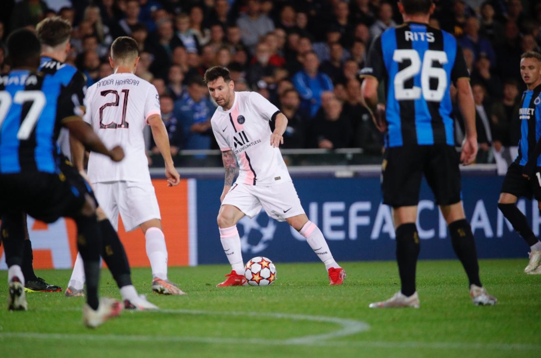 Fútbol: con un empate, Lionel Messi debutó con el PSG en la Liga de Campeones