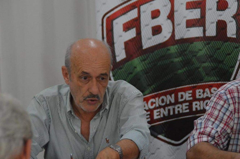 Aprobaron la renuncia de Carlos Álvarez a la presidencia de la FBER