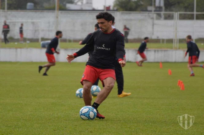 """""""La cinta de capitán es mera decoración"""", sostuvo Bruno Urribarri"""
