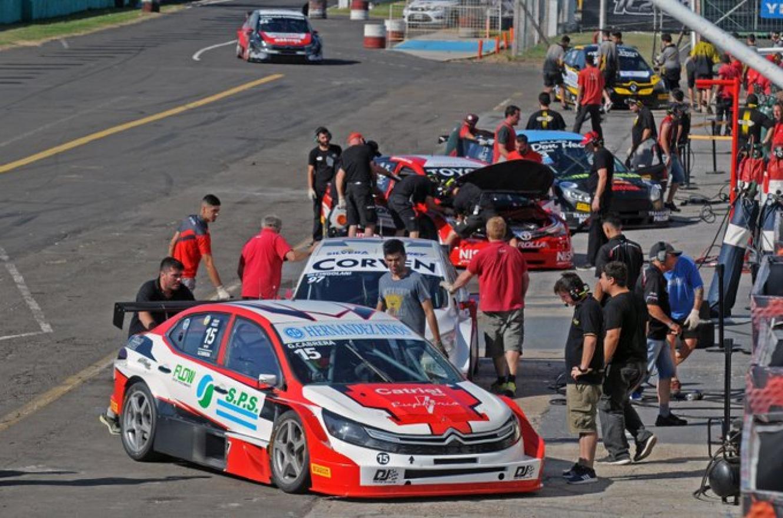 TC2000 en Paraná: Garriz fue el más veloz en clasificar y Vicino ganó el Sprint