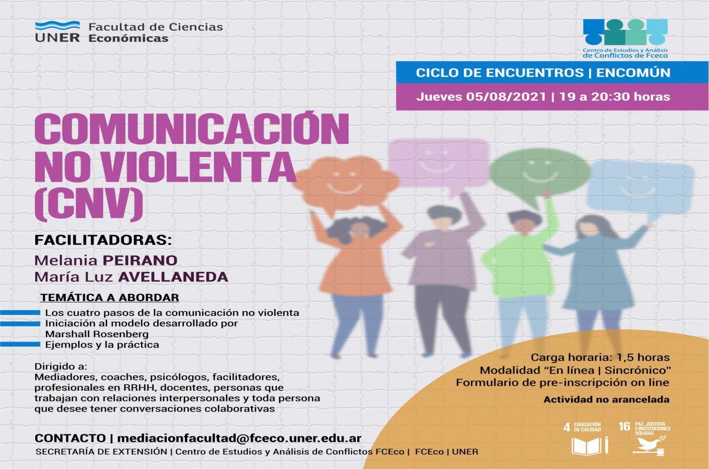 """""""Comunicación no violenta"""""""