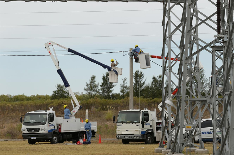 La inversión en materia energética para el Norte entrerriano será de 87 millones de pesos.