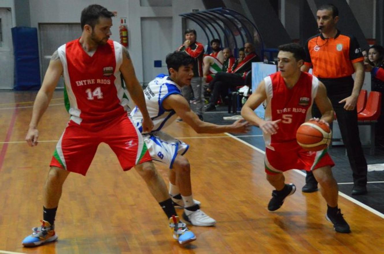 Entre Ríos volvió a ganar y sacó boleto para cuartos de final en Formosa