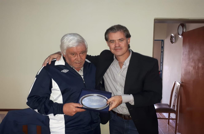 """Hondo pesar por el fallecimiento de Ernesto """"Cococho"""" Álvarez"""