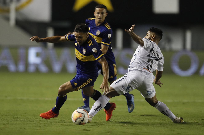 Copa Libertadores: Boca fue una sombra, lo goleó Santos y no pudo alcanzar la final
