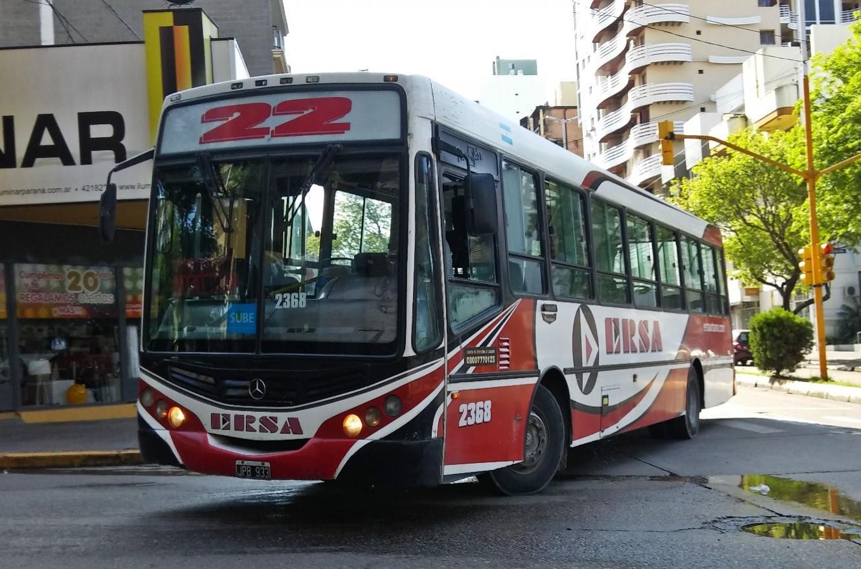 Buses Paraná