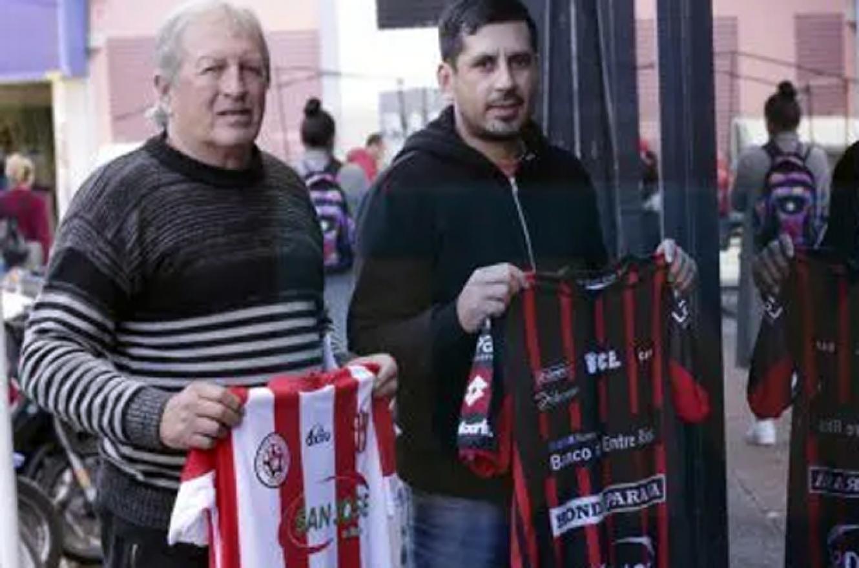 Luto en el fútbol paranaense por el fallecimiento de Roberto Escalada