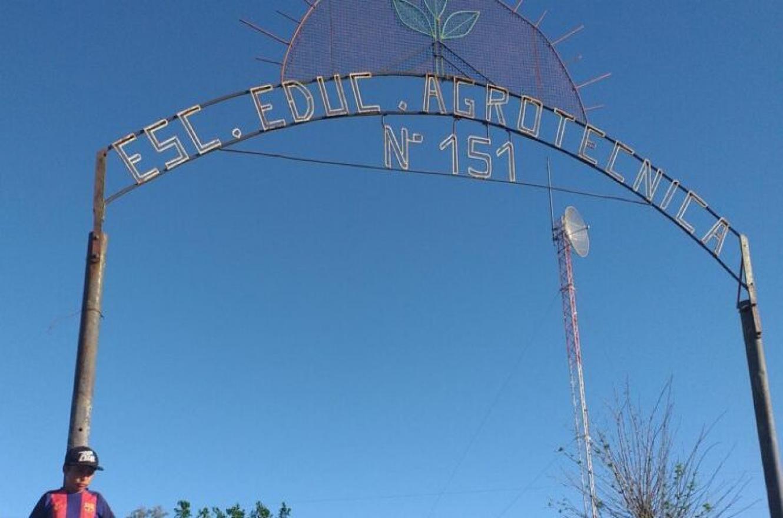 Escuela Agrotécnica El Quebracho de Santa Elena