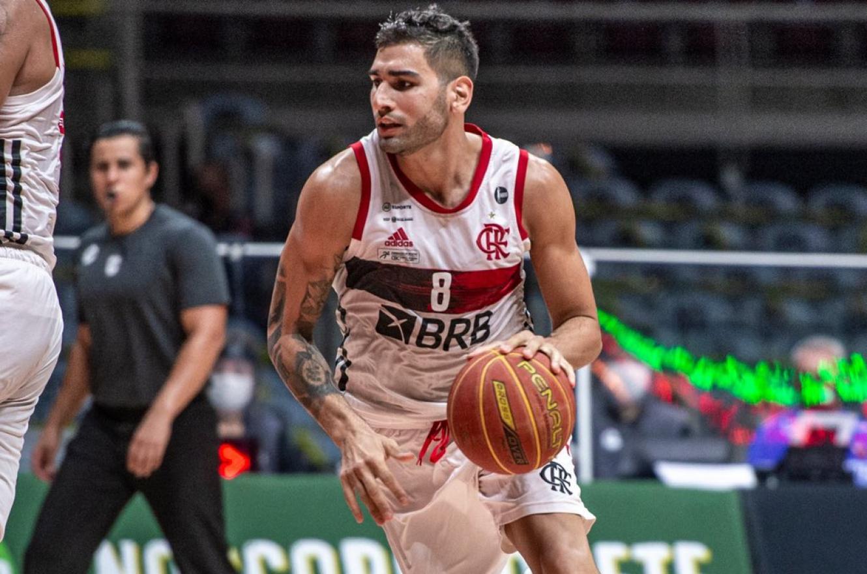 """Luciano González: """"Soy un privilegiado por estar en uno de los mejores de Sudamérica"""""""