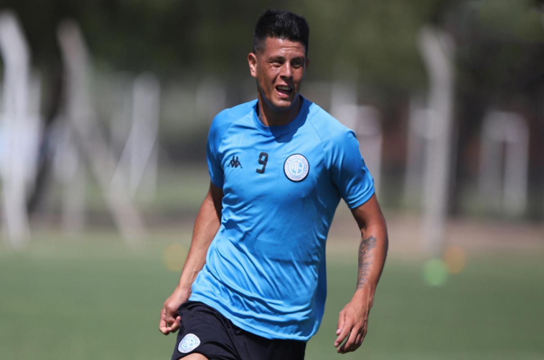 """""""Estamos un poco menos ansiosos que antes"""", afirmó el entrerriano Marcelo Estigarribia"""