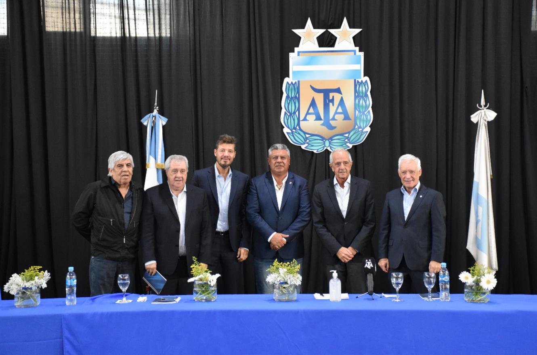 La AFA creó la Liga Profesional y definió sus autoridades