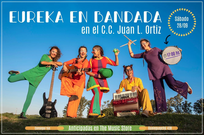 Eureka en Bandada