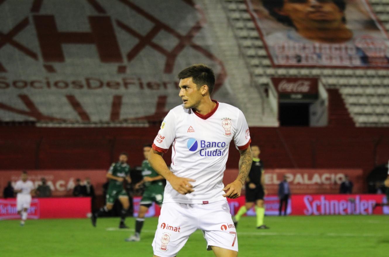 Copa de la Liga Profesional de Fútbol: Huracán goleó a Sarmiento y se prendió en la pelea