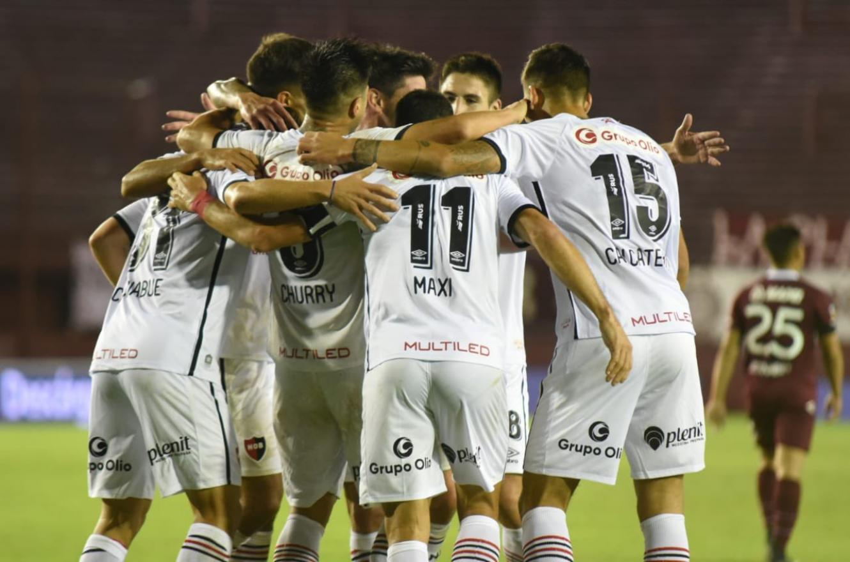 Newell's reaccionó ante Lanús, ganó y llegará entusiasmado al partido con Patronato
