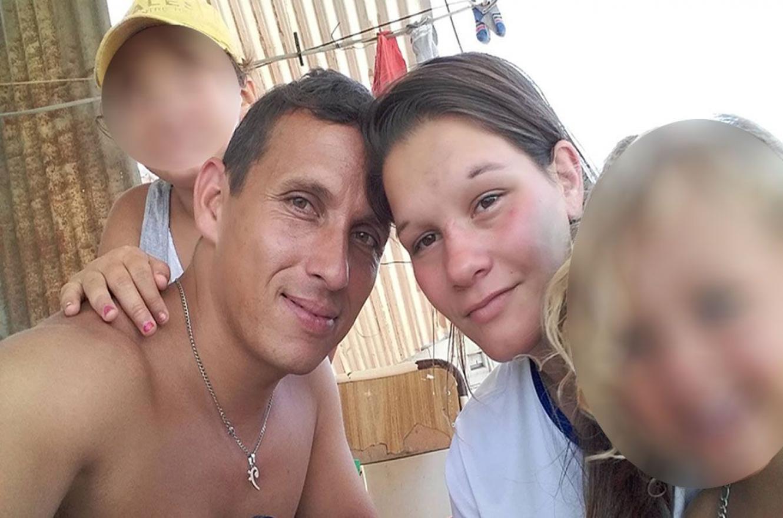 Jorge Martínez y Fátima Acevedo