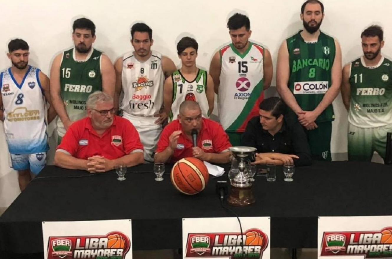 Presentarán la Liga Provincial de Mayores este miércoles en Villaguay