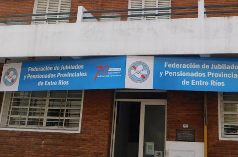 Federación de Jubilados