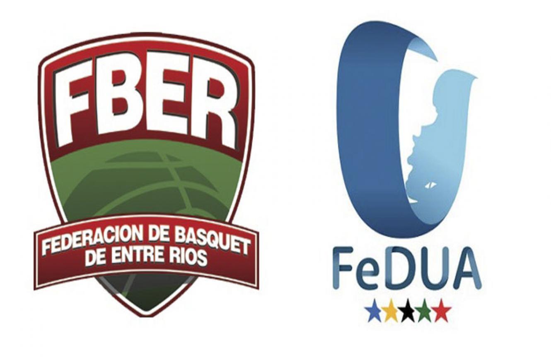 La FBER se reunió con la Federación del Deporte Universitario Argentino