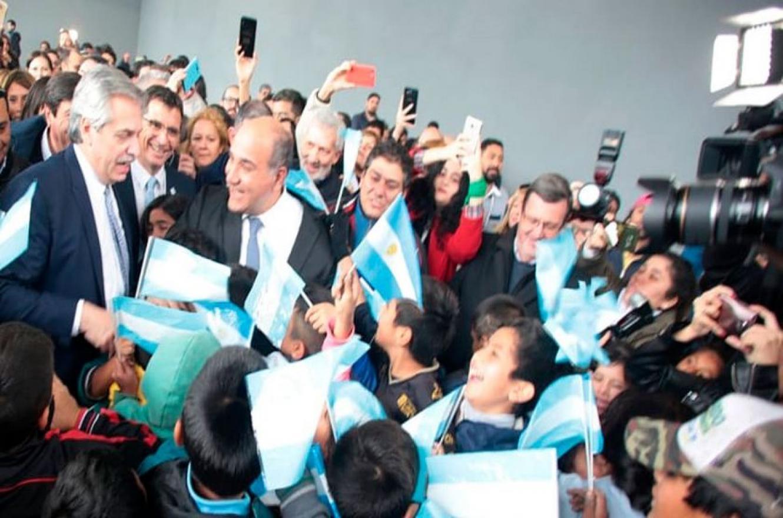 Fernández en Tucumán