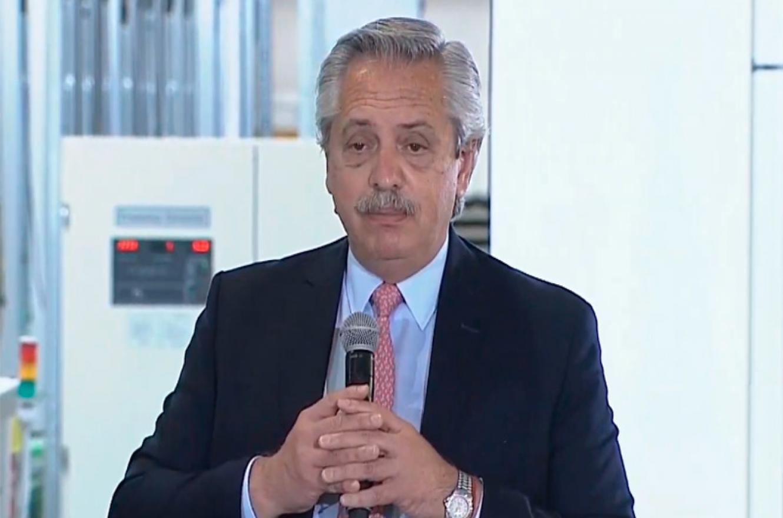 Alberto Fernández anuncia planes de reactivación económica