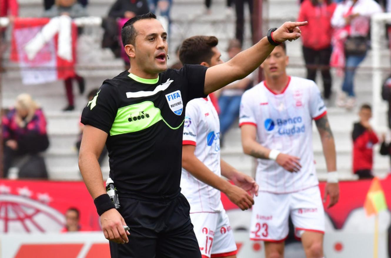 Fernando Espinoza dirigirá el partido de Patronato en Sarandí