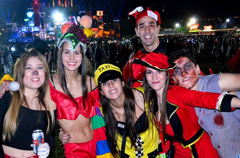 Fiesta de Disfraces 2019