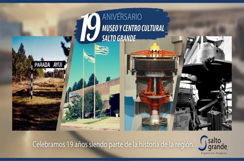 aniversario Museo y Centro Cultural Salto Grande