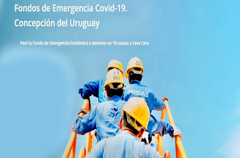 Fondo de Emergencia Covid-19 créditos