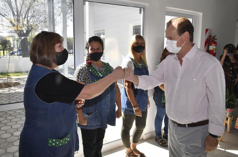 """Bordet ratificó """"la continuidad del diálogo"""" con el sector docente"""