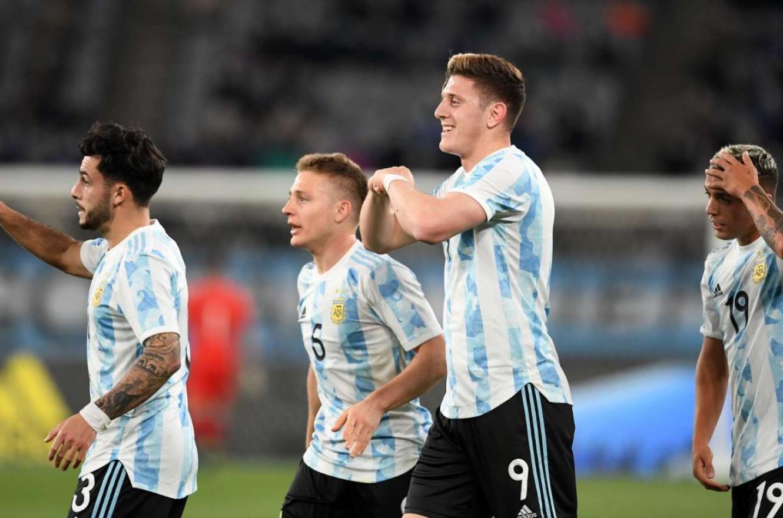 Fútbol: Argentina pone en marcha su ilusión ante Australia en los Juegos Olímpicos