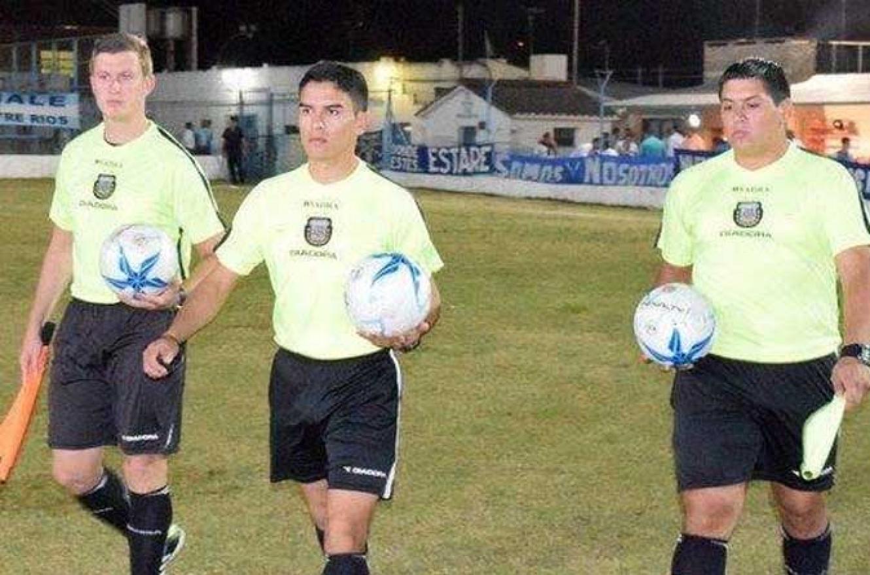 Designaron a Rodrigo Garcilano para Sportivo Urquiza-Atlético Paraná