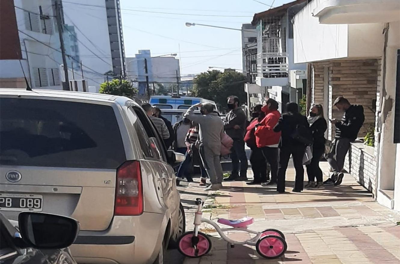 El supuesto geriátrico funcionaba en calle Cura Arias Montiel de Paraná.