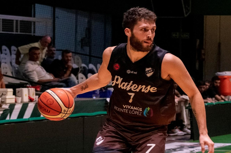 Básquet: Lucas Goldenberg jugará en Platense la Liga Nacional
