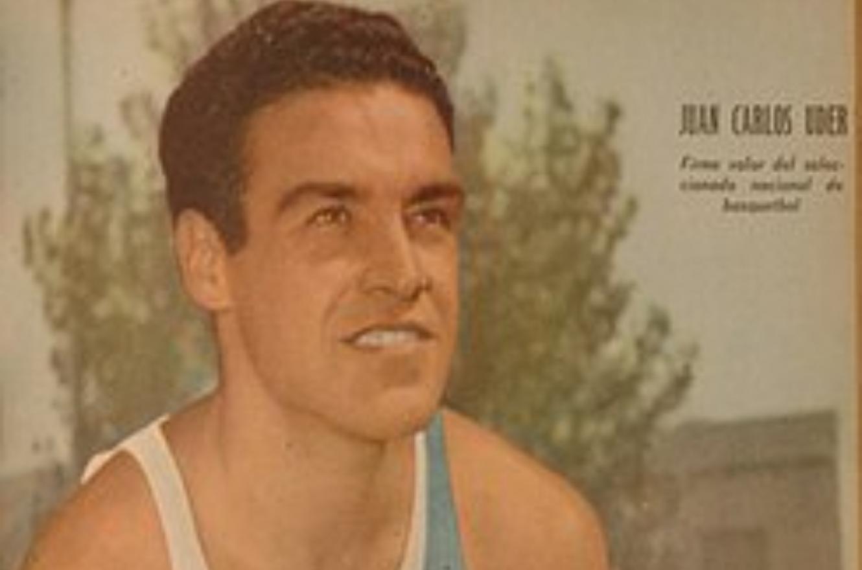 El básquetbol, de luto: falleció Juan Carlos Uder, campeón mundial en 1950